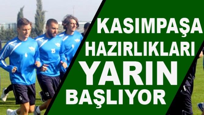 Akhisarspor, Kasımpaşa Maçı Hazırlıklarına yarın başlıyor