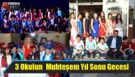 3 Okulun Muhteşem Yıl Sonu Gecesi
