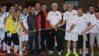 3. Şehit Zabıta Ali İnce Futbol Turnuvası Başladı