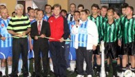 3. Şehit Zabıta Ali İnce Futbol Turnuvası Başlıyor