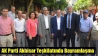 AK Parti Akhisar Teşkilatında Bayramlaşma