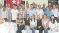 AK Parti Gençlik Kolları Sahurda Buluştu
