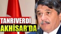 AK Parti Milletvekili Hüseyin Tanrıverdi'den Akhisar Ziyareti