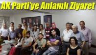 AK Parti'ye Anlamlı Ziyaret