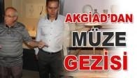 Akgiad'dan Müze Gezisi