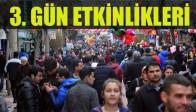 Akhisar Alışveriş Festivali Üçüncü Gün Etkinlikleri Coşkulu Geçti