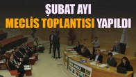 Akhisar Belediyesi 2016 Şubat Meclisi Yapıldı