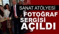 Akhisar Belediyesi Sanat Atölyesi Fotoğraf Sergisi Açıldı