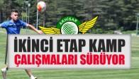 Akhisar Belediyespor 2. Etap Çalışmalarına Başladı