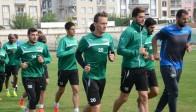 Akhisar Belediyespor, 8 Eksikle Kasımpaşa Maçı Hazırlıklarına Başladı