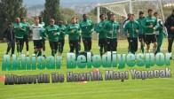Akhisar Belediyespor, Altınordu ile Hazırlık Maçı Yapacak