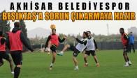 Akhisar Belediyespor, Beşiktaş'a Sorun Çıkarmaya Hazır