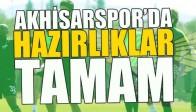 Akhisar Belediyespor, Fenerbahçe Hazırlıklarını Tamamladı