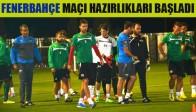 Akhisar Belediyespor, Fenerbahçe Maçı Hazırlıklarına Başladı
