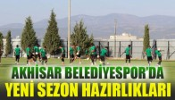 Akhisar Belediyespor'da Yeni Sezon hazırlıkları aralıksız sürüyor