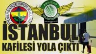 Akhisar Belediyespor'un Fenerbahçe Kafilesi Belli Oldu