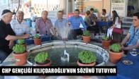 Akhisar CHP Gençliği Kılıçdaroğlu'nun Sözünü Tutuyor