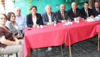 Akhisar CHP İlçe Teşkilatında Bayramlaşma