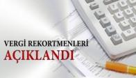 Akhisar'da Gelir Vergisi Rekortmenleri Açıklandı
