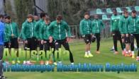 Akhisar'da, Trabzonspor Hazırlıkları Başladı
