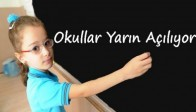 Akhisar'da Yarın 7 Bin Öğrenci İçin Ders Zili Çalacak