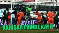 Akhisar Evinde Kayıp 2-0