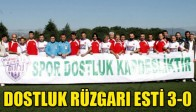 Akhisar Gücü, Gaziemir Masterler Dostluğu 3-0