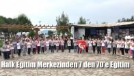 Akhisar Halk Eğitim Merkezinden 7 den 70'e Eğitim