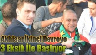 Akhisar Belediyespor Taraftarı Akigolardan Takıma Tam Destek