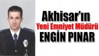 Akhisar'ın Yeni Emniyet Müdürü Engin Pınar