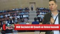 Akhisar OSB Seçimini Ali Çınarlı ve listesi kazandı