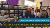 Akhisar Spor Adamları Derneği Törenle Açıldı