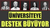 Akhisar Üniversitesine Destek Büyüyor