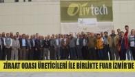Akhisar Ziraat Odası Üreticileri İle Birlikte Fuar İzmir'de