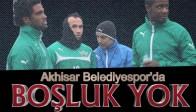 Akhisar'da Boşluk Yok!