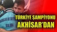 Akhisarlı Güreşçi Türkiye Şampiyonu Oldu