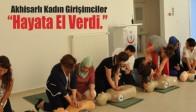 """Akhisarlı Kadın Girişimciler """"Hayata El Verdi."""""""