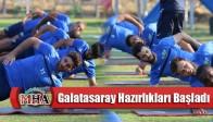 Akhisarspor'da Galatasaray Hazırlıkları Başladı