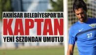 Akhisarspor'da Kaptan Yeni Sezondan Umutlu