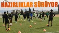 Akhisarspor'da Trabzonspor Hazırlıkları Sürüyor