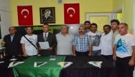 Akhisarspor Taraftarları Derneği'nden Sponsorlara Teşekkür