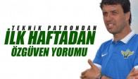 Akhisarspor Teknik Dİrektöründen Özgüven Yorumu