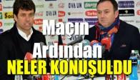 Akhisarspor, Trabzonspor Maçı Ardından Neler Konuşuldu