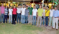 Akhisarspor Yönetimi Basın Mensupları İle Buluştu