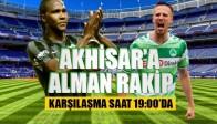 Akhisarspor'a Alman Rakip