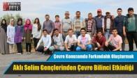 Aklı Selim Gençlerinden Çevre Bilinci Etkinliği