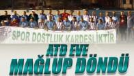 ATD Akhisargücü, İzmirspor Mastırlara 4-1 Mağlup Oldu