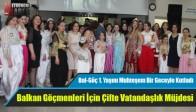 Bal-Göç 1. Yaşını Muhteşem Bir Geceyle Kutladı