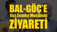 Balkan Göçmenlerini Büyük Elçi Zvanko Mucunski Ziyaret etti