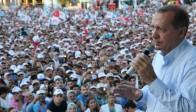 Başbakan ve Çatı Adayı, Erdoğan Manisa'dan Seslendi